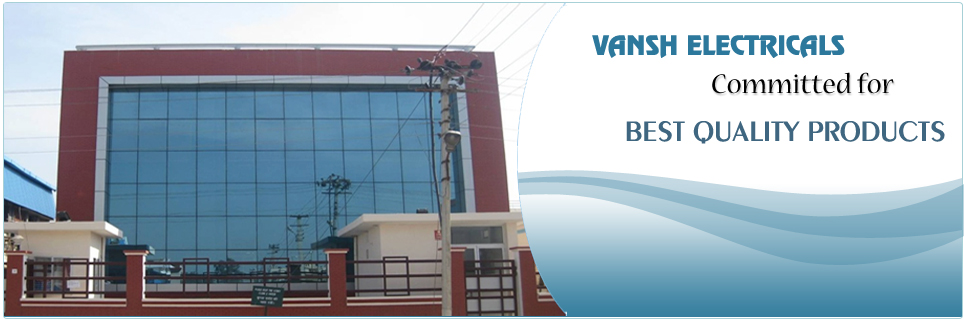 Admin Login Area - Vansh Electricals